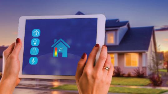 A tecnologia por trás da automação residencial permite que você aproveite mais a sua casa e use-a a favor das suas necessidades.