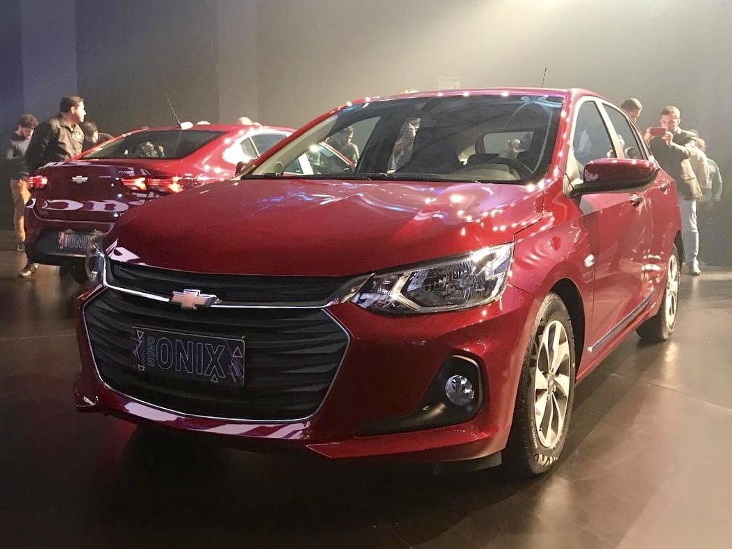 Os carros mais vendidos de 2020